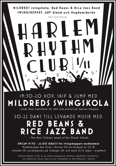 Harlem Rhythm Club